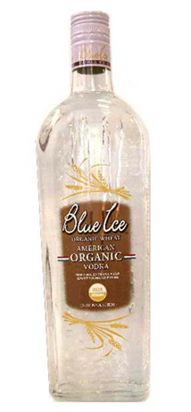 Blue Ice Vodka Wheat